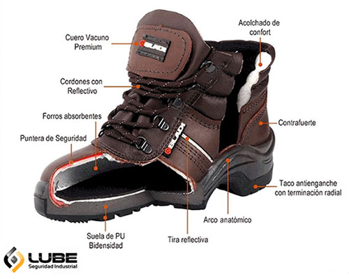 db5f299ebc5 Calzado de seguridad: Recomendaciones para uso industrial