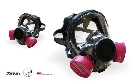 Equipos de protección respiratoria seguridad industrial