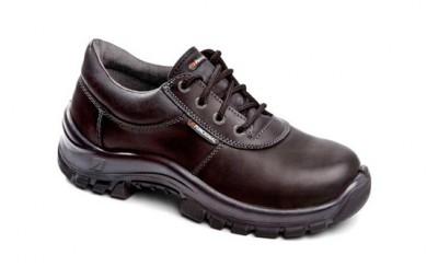 Zapato de trabajo de cuero