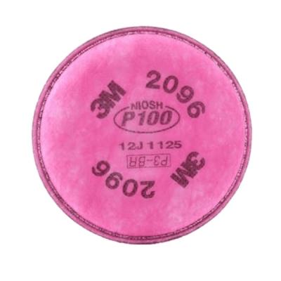 Filtro 3M 2096 P100 para Partículas y Gases Ácidos