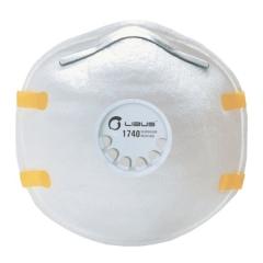 Respirador Libus N95 1740 para Polvos, Humos y Neblinas con Valvula Corona Virus ( Covid-19 )