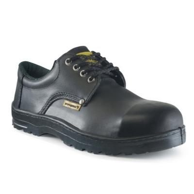 Zapato Pampero Constructor Cuero Box Suela PVC