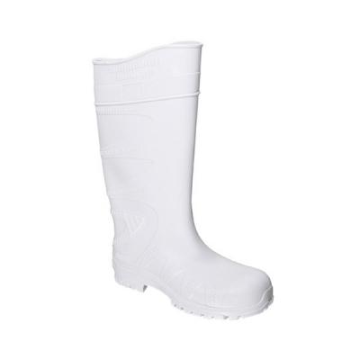 Bota PVC OMBU Frigorifico Blanca