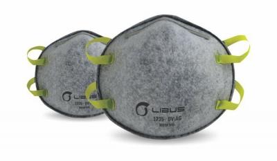 Respirador Libus 1735 N95 Vapor Organico Sin Valvula