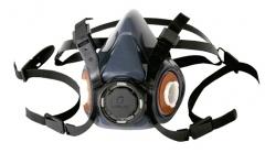 Semimascara Libus 9250 Silicona