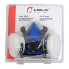 Kit Para Pintura Libus Semimascara - Filtro G01 - Prefiltro - Retenedor 9010-9211