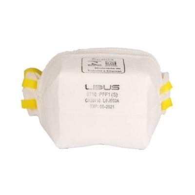 Respirador LIBUS 6710 P1 para Partículas