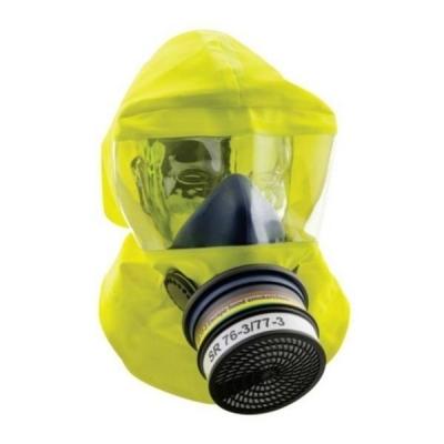 Máscara Escape LIBUS SR77-3 Smk/Chem ABEK1-CO-P3 Cód 903700