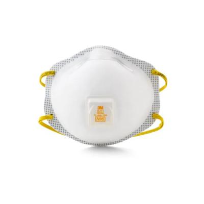 Respirador 3M 8211 N95 p/Polvos Humos y Neblinas c/válvula
