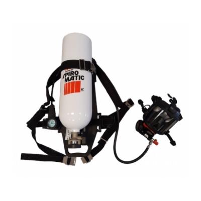 Equipo Autónomo SCBA LIBUS Spiromatic90USA AirHatch Cilindro Aluminio 30 Min c/Bag - 904318
