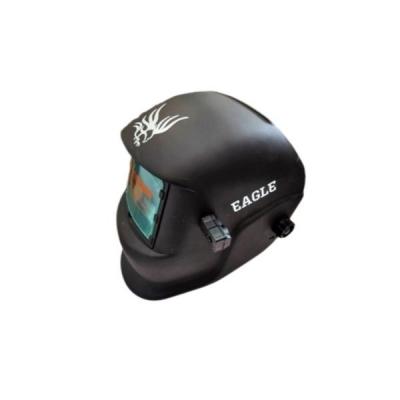 Máscara Soldador Fotosensible EAGLE Negro