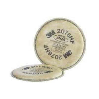 Filtro 3M 2076 P95 para Partículas HF