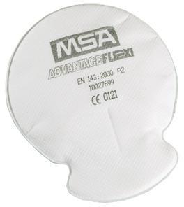 Filtro MSA Flexifilter P95 para Polvos Humos y Neblinas