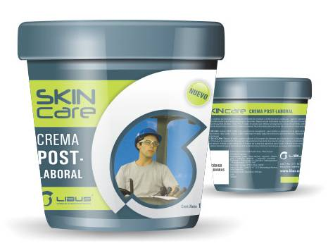 Crema Post Laboral Libus Skin Care x 120g