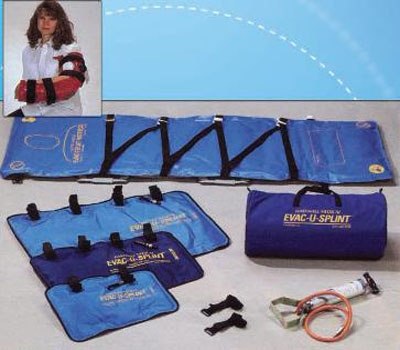 Set de Ferulas Inflables New Air Splint