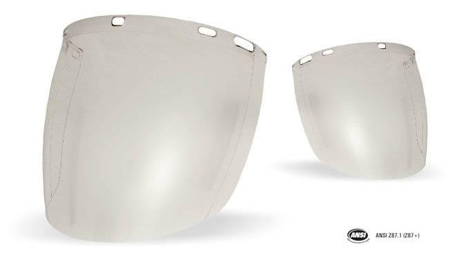 Protector Facial Libus Burbuja Transparente Norma ANSI