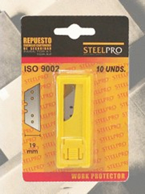 Repuesto Hoja Cutter Top-X1 SteelPro