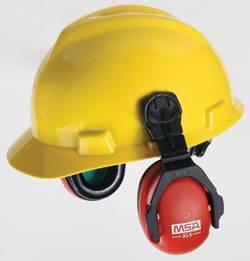 Protector Auditivo de Copa para Casco MSA XLS